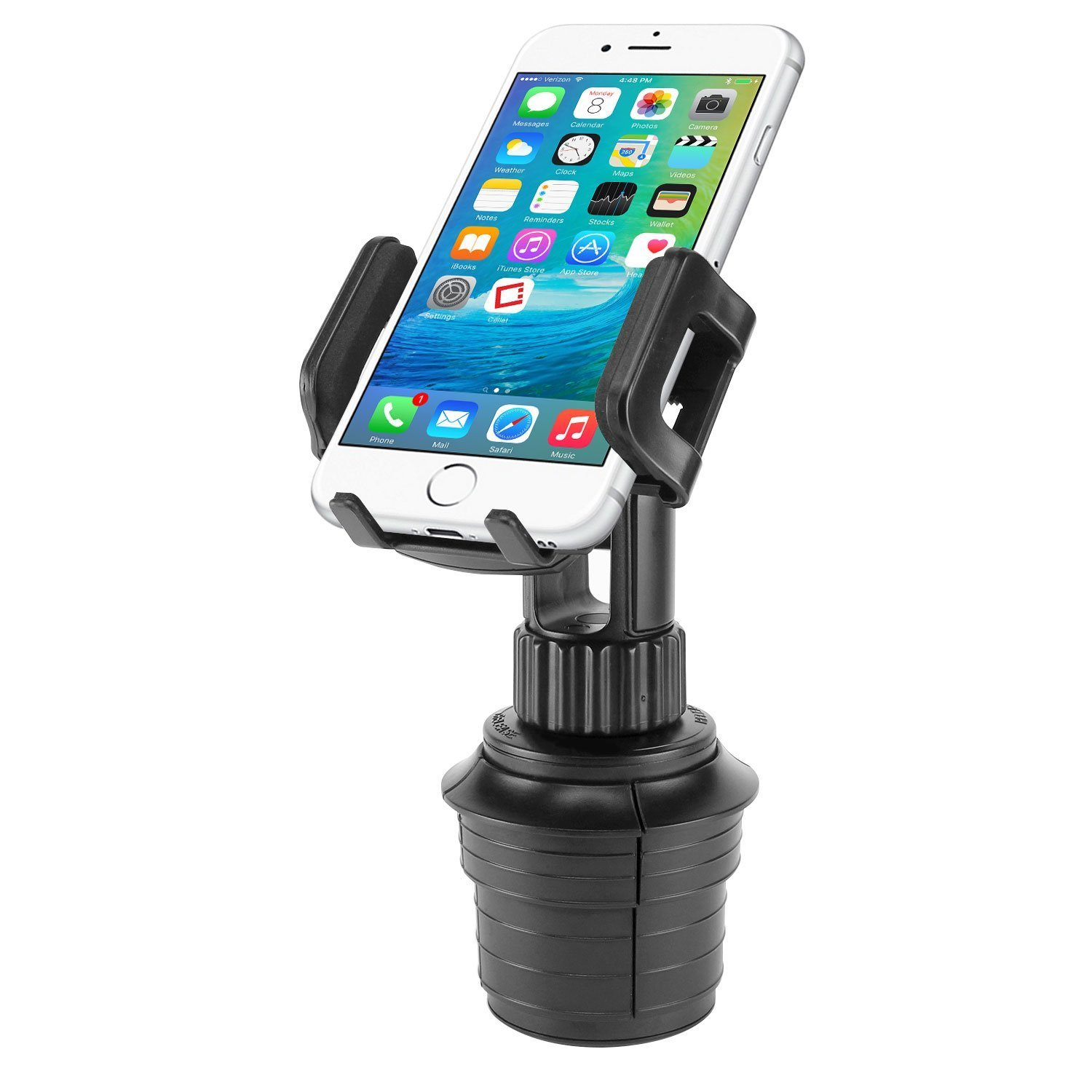 Mobile Phone Accessories Mobile Phone Holders & Stands Brave 1pcs Universal Car Phone Holder 360 Degree Flexible Dashboard Windshield Gps Mount Desk Table Cell Mobile Phone Holder Stand