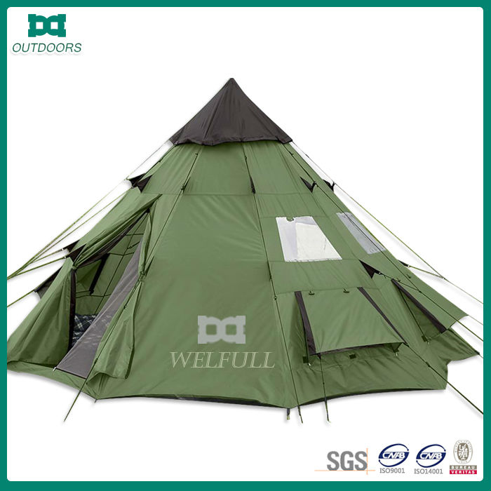 Giant party family camping tents wholesale manufacturer