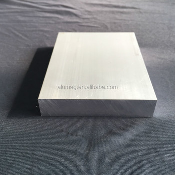 Aluminum Sheet Plate Extruded