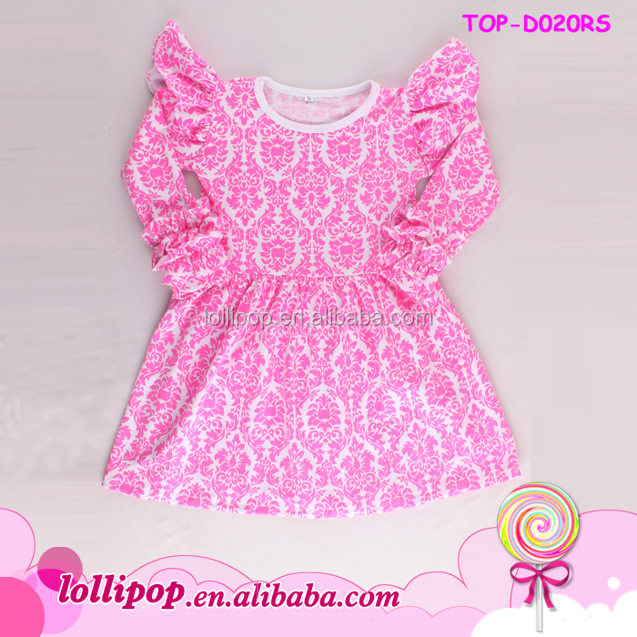 be59b7517328 2017 Fall Smoked Baby Dress Boutique Remakes Little Girls Kids Dress ...