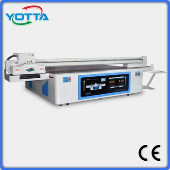 fashionale printer machine glass ceramic lable uv printer with high resolusion