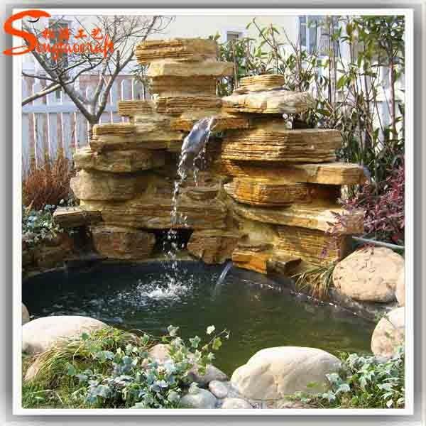 Fuentes Decorativas Para Jardin Simple Instalar Una Fuente De Agua - Fuentes-ornamentales-para-jardin