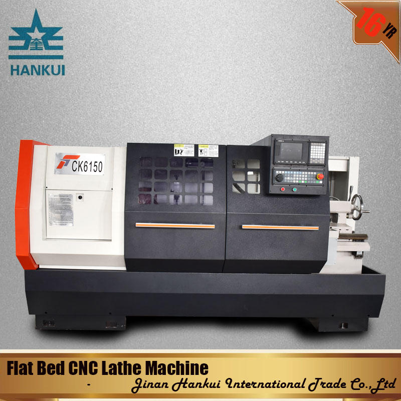 CKNC6150 Mini CNC Lathe Machine for Auto Parts Processing