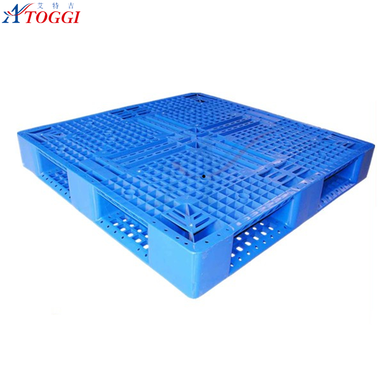four-way entry euro hdpe plastic pallet
