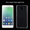 High Quality Ultrathin Transparent TPU Protective Case for Lenovo VIBE P1M case