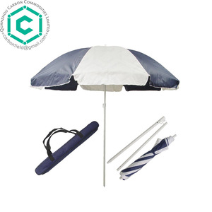 Beach Parasol Umbrella with Pouch