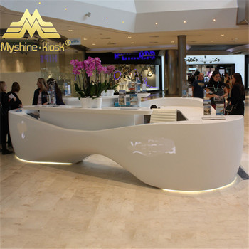 Great Newly Design Reception Counter,display Counter,bar Counter On Sale