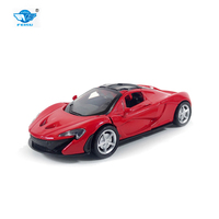 1:32 pull back car model die cast car model 1:32 with doors opening diecast toy vehicles