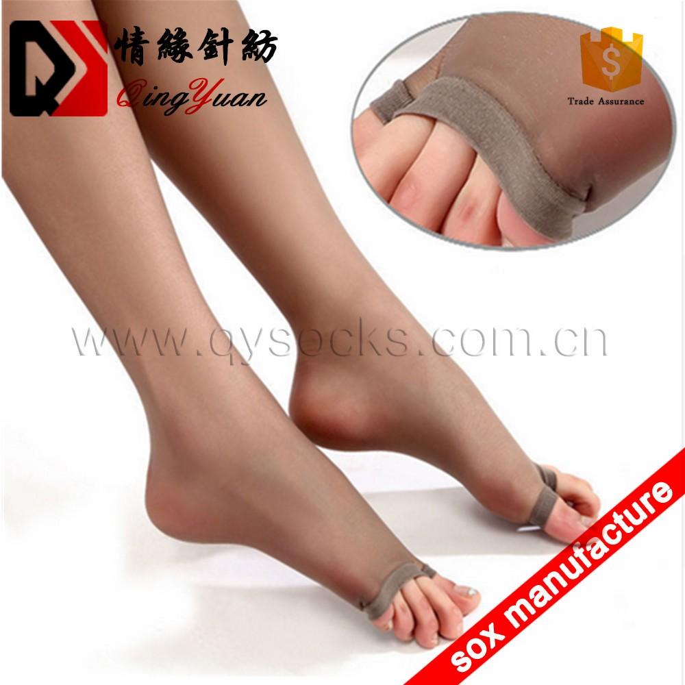 Toes In Nylon