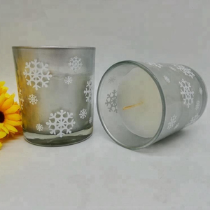 Scented Feature and Yes Handmade 3 pcs candle gift set