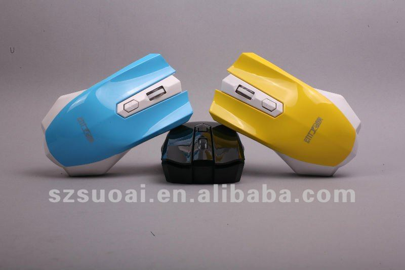 2012 2.4g wireless optical mouse driver