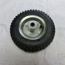 small air tire/pneumatic rubber caster wheel 2.50-4
