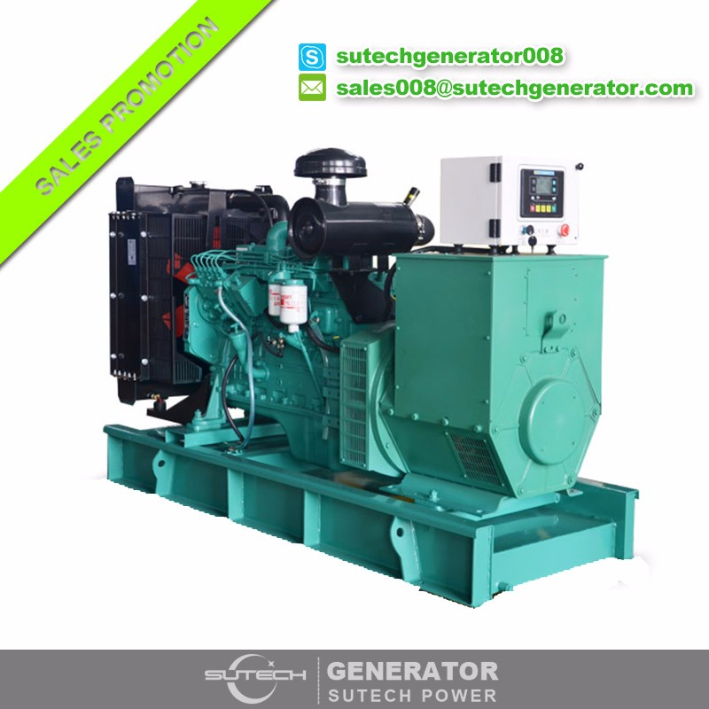 200 Kva Diesel Genset 160 Kw Generator Set Price Powered By Cummins Engine 6ctaa8.3-g2 - Buy ...