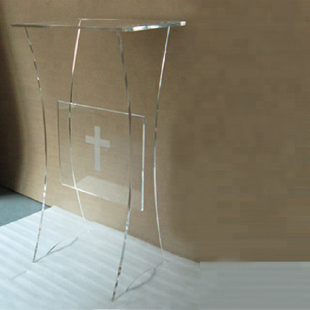 Clear Church Pulpit for Sale