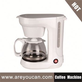 2 In 1 One Cup Coffee Maker For Person Use Or Car Coffee Maker With