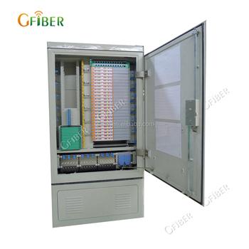 Outdoor Smc Telecom Optic Fiber Distribution Odf Cabinet Factory ...