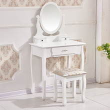 Solid wood white luxury dresser supplier