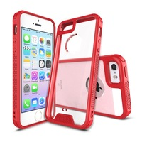 Mobile Cell Phone Hard Pc Case For Iphone5 c,Transparent Case For Iphone 5
