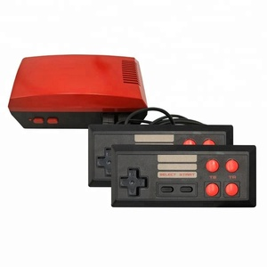 2018 Private Model Red Black TV Game Player Retro Handheld MINI 620 Retro Game Console