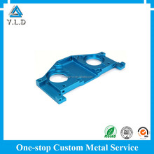 Precision CNC Machining Job, Customized Anodized Aluminum Motorcycle Parts