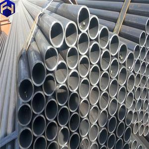 Hot sell and the best price 18 inch erw steel tube S235JR ERW Weld GI Steel Pipe alibaba website