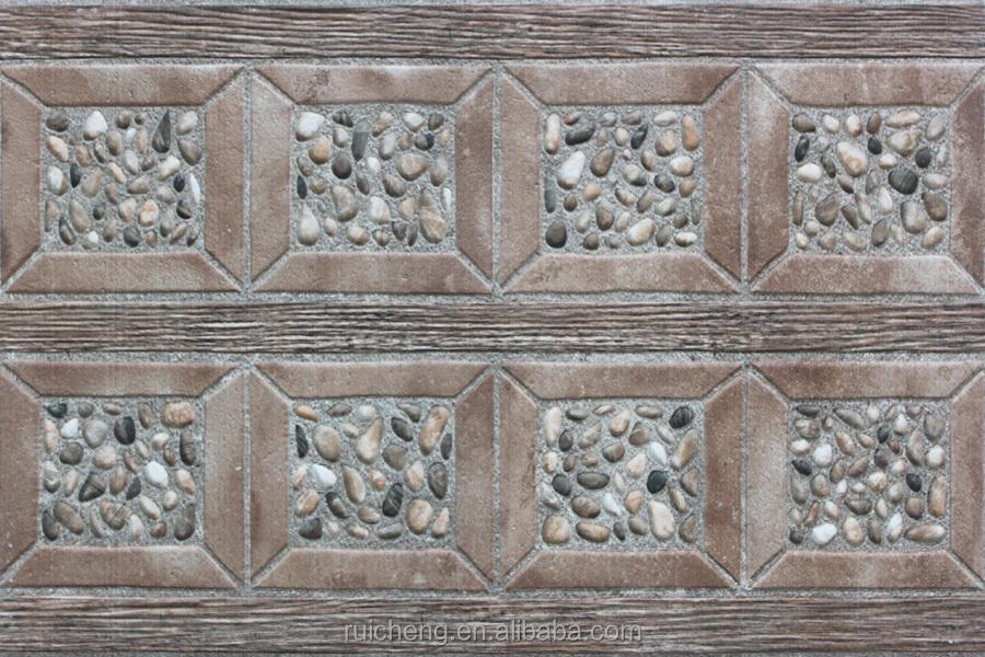 Exterior Wall Tile Design 333x500mm From Yongxin Brand Fujian