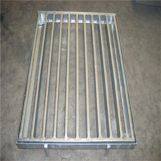 hot dip galvanized steel gutter grating