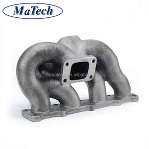China Factory Custom Automotive Truck Marine Exhaust Parts