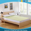 Organic Bamboo Terry Cloth Mattress Hypoallergenic Bamboo Cover With Waterproof Liner