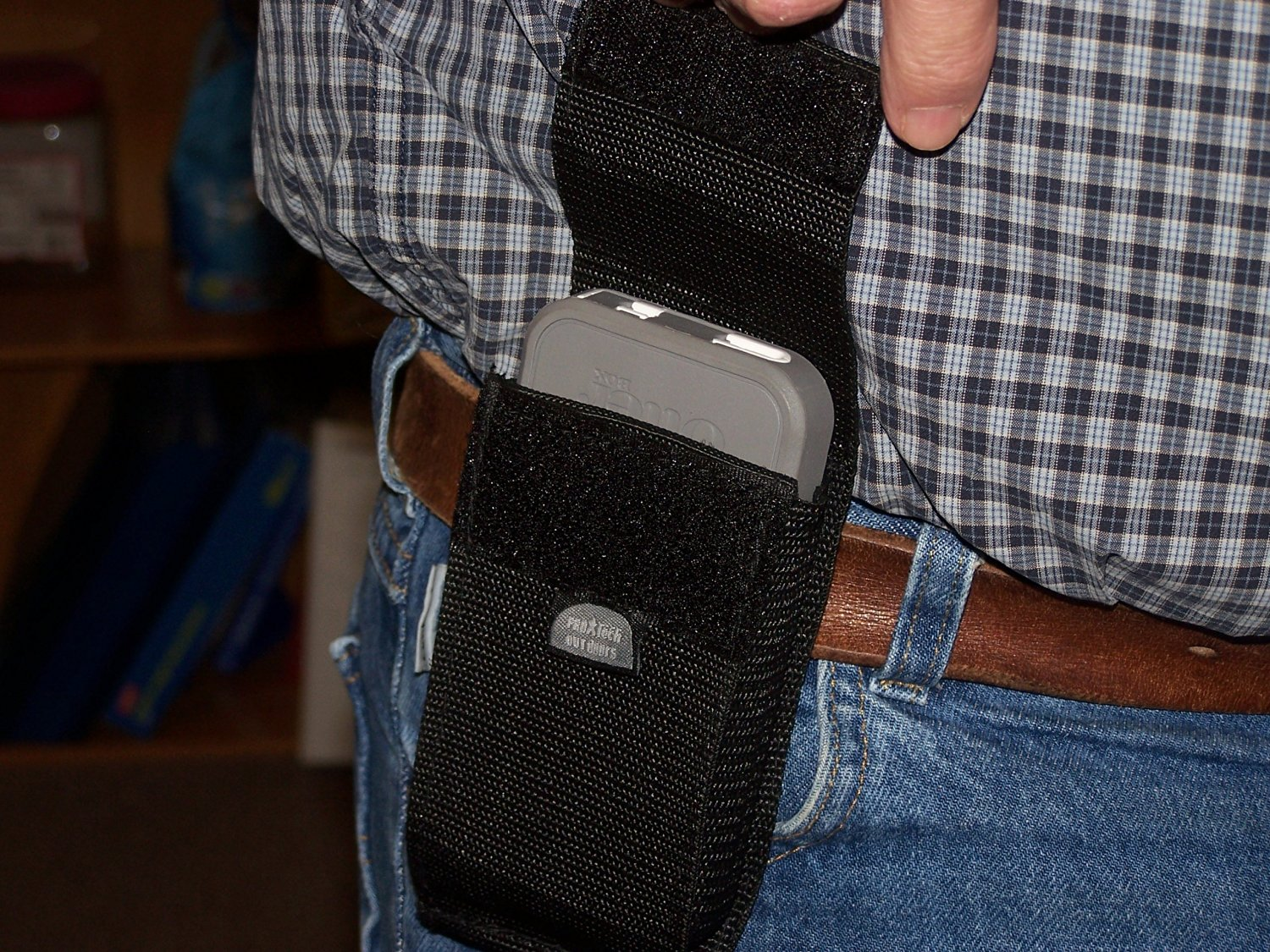 pretty nice 6cd03 72681 Buy LifeProof IPhone 6 Belt Loop Cell Phone Nylon holster NO CLIPS ...