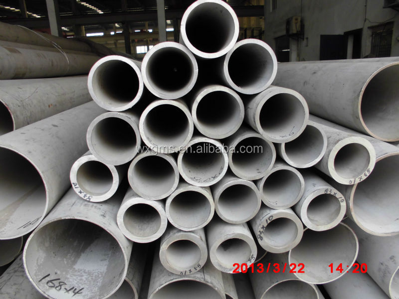 astm a790 uns s31803 duplex seamless tube / 2205 SS pipe