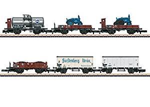"Marklin Freight Car Set ""Mixed Freight Train"""