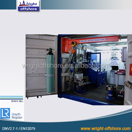 Professional manufacture Offshore Workshop container