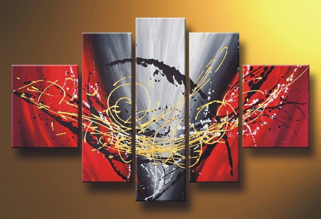 Cuadros Abstractos Modernos En Acrilico Texturados Relieves Buy - Cuadros-en-relieve-modernos