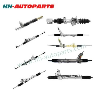 power auto rack and pinion steering gear 48510 60860,48510 60860