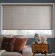 wifi motorized horizontal roller blinds for day/night
