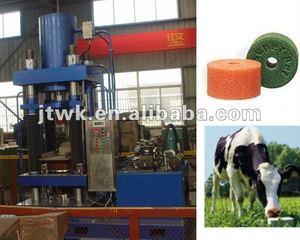 Molasses Lick Blocks For Cattle Hydraulic Press Machine