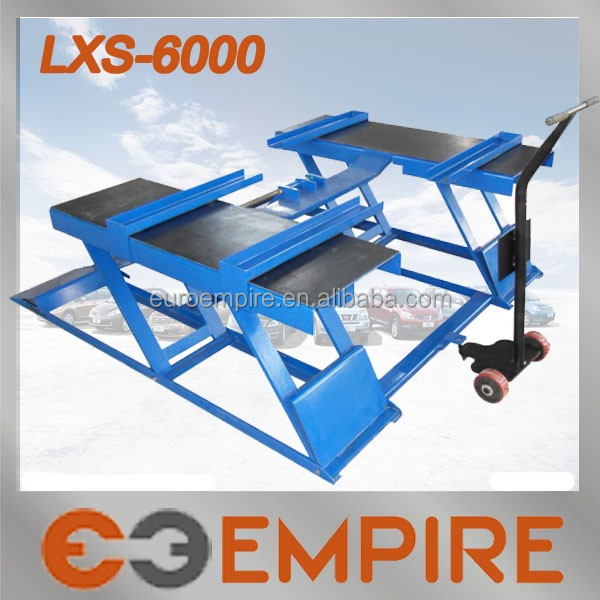 max jack car lift Scissor Lift
