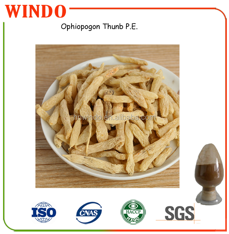 Organic Natural Ophiopogon Thunb P.E.Extract Powder 10:1