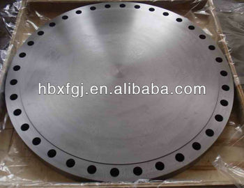 ANSI B 16.5 forged 600lb blind flange