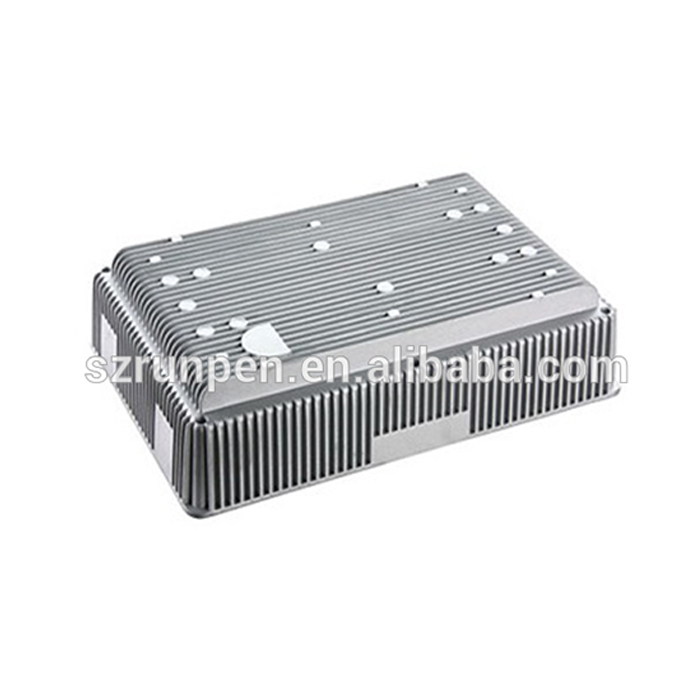 Low Cost High Quality round led heat sink