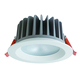 Hot sale fixed LED down light IP44 led recessed downlight cob down light with beam angle 55 degree