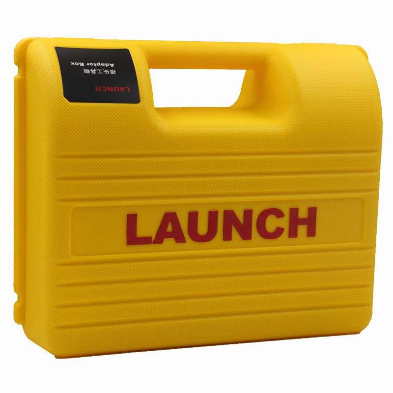 Бесплатная доставка 2016 первоначально старт launch-x431 желтой коробке все разъемы и кабели для Diagun iii / 5C / iDiag разъем комплект пакетов