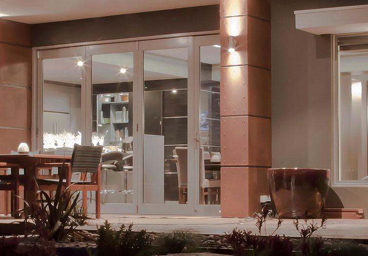 In alluminio economica interna di piccole dimensioni patio insonorizzate porte a libro porta id - Finestre insonorizzate prezzo ...
