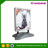 High Quality Metal Wind Master Pavement Sign Stand