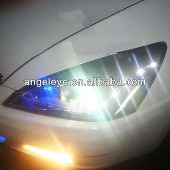 For Honda Accord 2005-2007 Angel Eyes Led Head Lamp