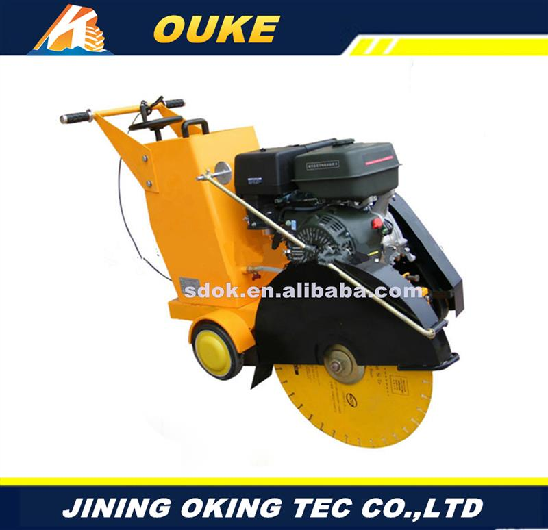 road surface cutter
