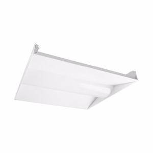 Factory wholesale 2x2 2x4 1x4 indoor recessed LED troffer light UL DLC certificates