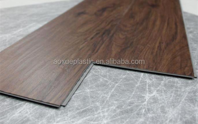 Durable Interlocking Vinyl Flooring
