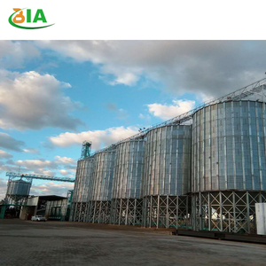 Professional Design Products 200 Tons 200Ton Grain Storage Hopper Silo Price For Corn Grain